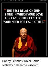 Birthday Love Meme - pics esmemes com dalai lama wisdo m the best relat