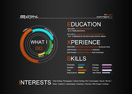 infographic resume infographic resume new type of resume for creative professionals