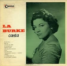 Meme Solis - la burke canta elena burke con meme sol祗s al piano disco vinilo