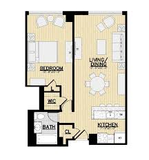 view the metro by gdc apartment floor plans studios 1 2