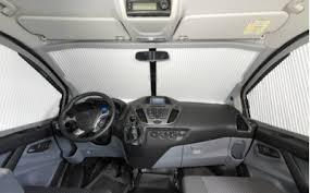 Camper Van Blinds Remis Remifront Cab Blinds Ford Transit 2014 Onwards Remis Ford