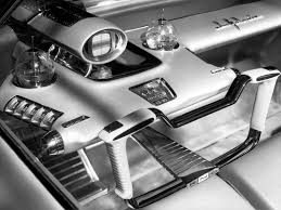 ford galaxy interior ford la galaxie concept car 1958 interior kokpit tasarımı