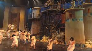 light and sound theater branson scene from joseph at sight sound theatres youtube