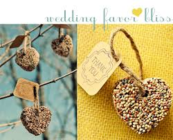 bird seed wedding favors bubby and bean living creatively wedding favor bliss