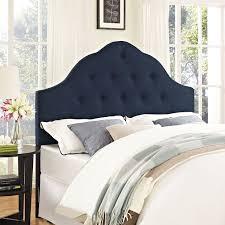 Fabric Headboard Queen by Best 25 Navy Headboard Ideas On Pinterest Blue Headboard Navy