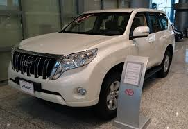 toyota land cruiser prado txl 2014 toyota land cruiser prado 4 0l mid auto from dubai buy or