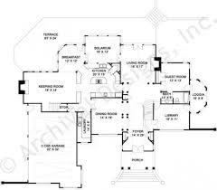 dunrobin castle castle house plan european house plans