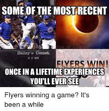 Flyers Meme - some of the mostrecent nhl ref logic halley s comet 15 5 4910