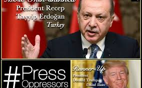 Meme Categories - erdogan wins cpj s press oppressor awards in several categories