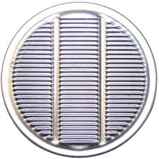 construction metals 2 in aluminum vulcan round louvered eave vent