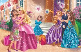 wallpaper barbie princess wallpapersafari