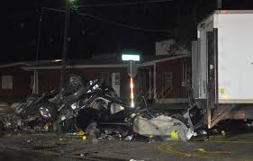 Six Flags Texas Accident Updated Man Killed In Fiery Crash On Texas 123 San Marcos