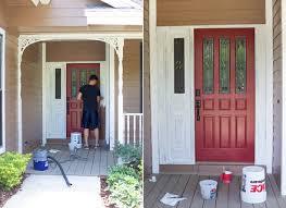 Paint For Exterior Doors Paint Front Door Eulanguages Net