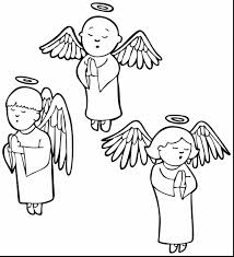 superb black and white angel coloring pages with disneyland