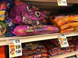 save on halloween value size bags candy at tops with new 2