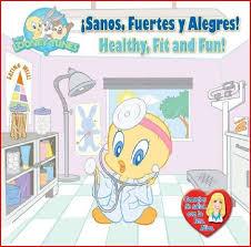 baby looney tunes spreading happily healthy momstart