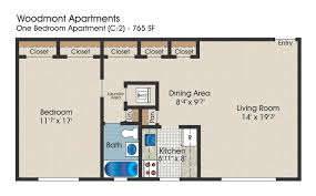 7 Bedroom Floor Plans The Meadows Apartments In Ronkonkoma