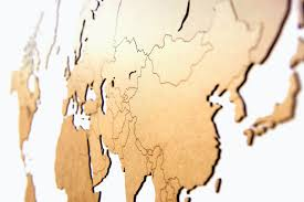 Wooden World Map Wall Art by Channeldistribution Luxury Wooden World Map Wall Decoration 130