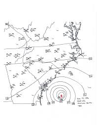 Wilmington Nc Zip Code Map by Hurricane Bertha July 12 1996