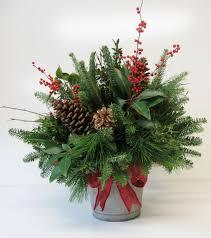Beautiful Arrangement Paradise Floral Studio Christmas Arrangements This Modern