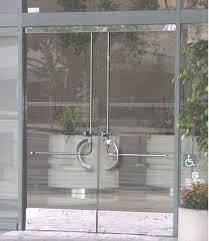 Exterior Glass Door Glass Door Exterior Frameless Home Design Hay Us