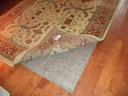 protect your area rug with a pad from rug pad usa jenns blah