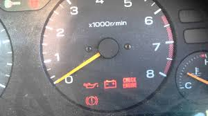 Subaru Forester Check Engine Light Youtube