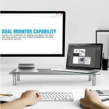 accessorygeeks com eutuxia type m monitor stand slim universal