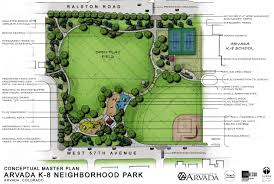 arvada k 8 park master plan complete clrc u2014 arvada news and