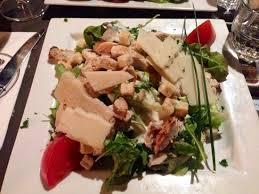 restaurant le bureau salon de provence salade caesar photo de au bureau salon de provence tripadvisor