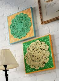 15 easy diy wall art ideas you u0027ll fall in love with