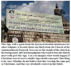 do christians muslims and jews worship the same god doctrine