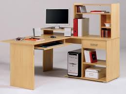 Small Computer Desk Wood Cheap Small L Shaped Desk For Home Office Desk Design