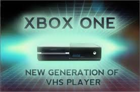 Xbox One Meme - xbox one vhs edition xbox know your meme