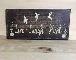 Hunting Home Decor Duck Hunting Decor Etsy
