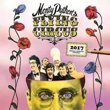 monty python u0027s flying circus 2017 calendar u2013 monty python shop