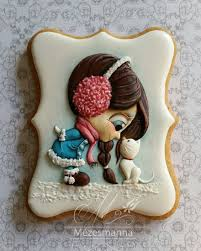 judit czinkné poór hungarian chef turns ordinary cookies into stunning embroidery