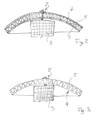 Patio Heater Heat Shield by Patent Ep2574848a1 A Patio Heater With A Layer Of Mineral Wool