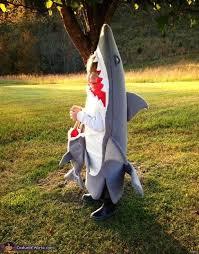 Halloween Costumes 3 Boy 25 Shark Costumes Ideas Shark Halloween