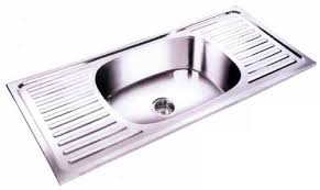single sink to double sink plumbing single bowl sink with double drain board