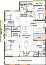 Parkview Apartments Floor Plan Uma Parkview Apartments In Banjara Hills Hyderabad Price