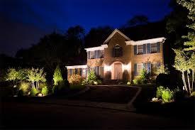 image of popular outdoor landscape lighting