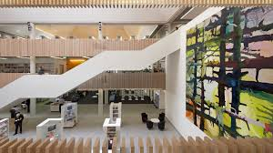 design library the hive worcester library work fcbstudios