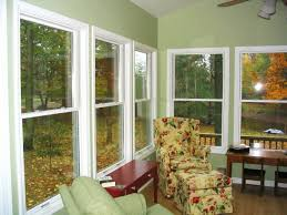 enclosed decks interiors and sun room ideas screened in