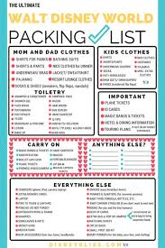 best 25 packing list template ideas on pinterest weekly
