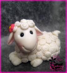 lil lamb cake topper easter for the kids pinterest lamb