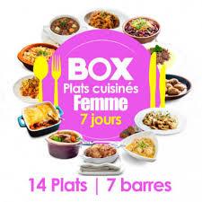 plats cuisin 7 jours femme régime plats cuisinés minceurd