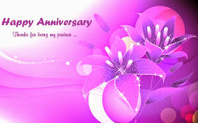 wedding day greetings wedding anniversary thanks for being my partner