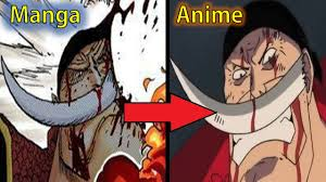 one piece one piece 5 manga anime differences youtube