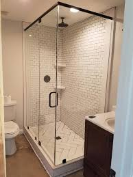 Shower Doors Maryland Shower Custom Made Shower Doors Glass Door Enclosurevirginia